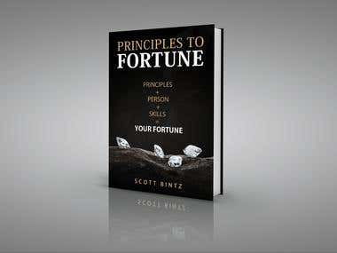 principles of fortune book cover design