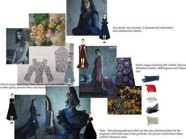 Digital Illustration for Red Carpet Edit by Jade