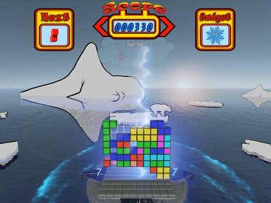 Mattrox - Tetris 3D with many addons and improvements.
