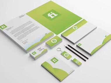 BUSINESS CARD & LETTERHEAD DESIGN
