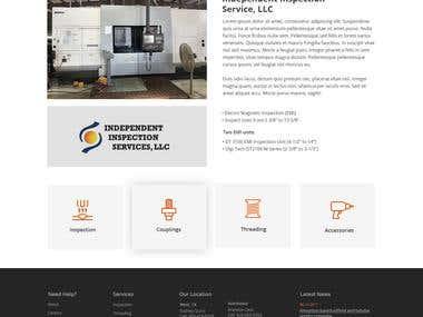 Website Revamp for OFSI International LLC
