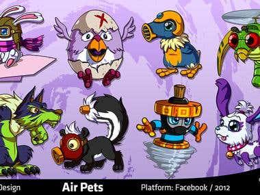 Puzzle Pets Adventures