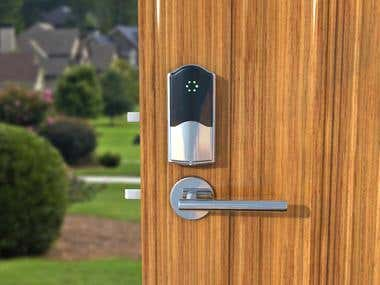 Bluetooth Lock