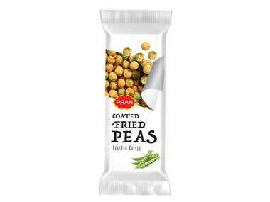 PRAN Coated Fried Peas