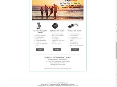 Email Marketing- Responsive Templates / Emailers / Creatives