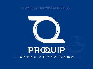 PROQUIP Logo - Winning Piece