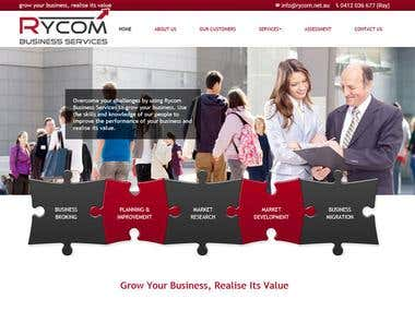 Rycom Business Services www.rycom.net.au