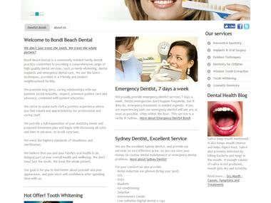 Portal of Dental Clinic