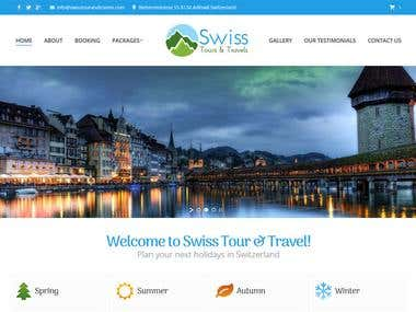 Swiss Tour & Travel swisstourandtravels.com
