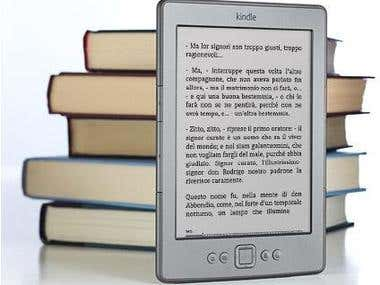 E-books on Recipes,Weight Loss and Getting Rid of Depression