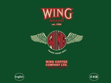 "Website Development for ""http://www.wingcoffeecompany.com"""