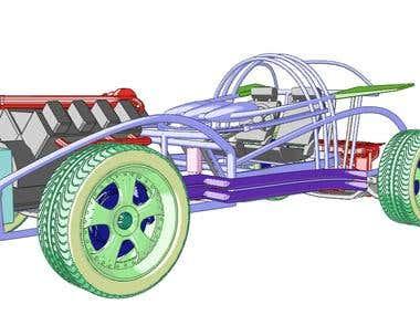 Car design/doodle