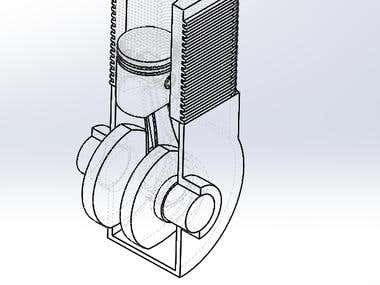 Solidworks design
