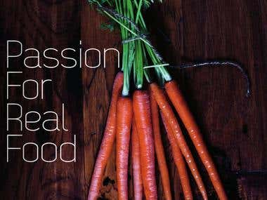 Food Photography Recipe Book