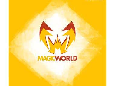 LOGO DESIGN - MAGIC WORLD