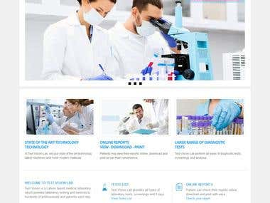 Online Pathological/Clinical Reports System