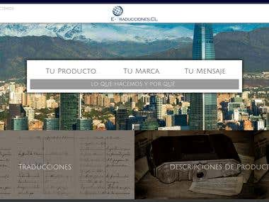 Multilingual Business Website