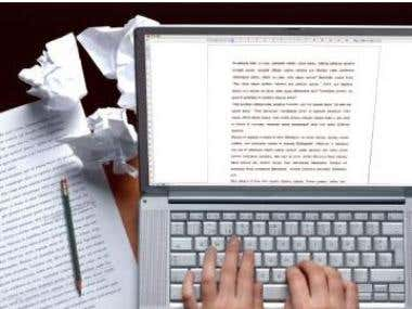 Academic Writing (Research Paper)