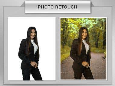Product Retouch