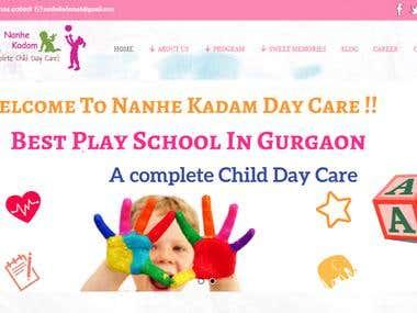 Childs ecommerce website