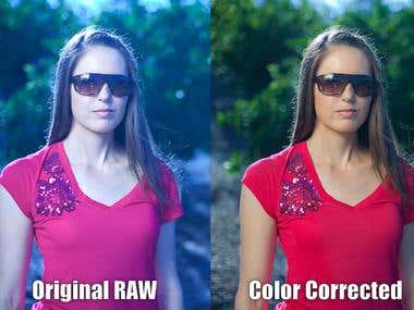 Color Correction