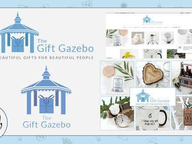 The Gift Gazebo - Logo