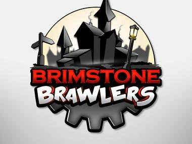 Brimestone Brawlers Game Logo and Icon
