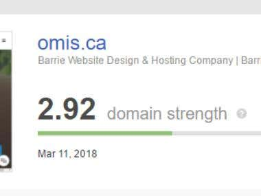 Improved site ranking by doing on page and Link building
