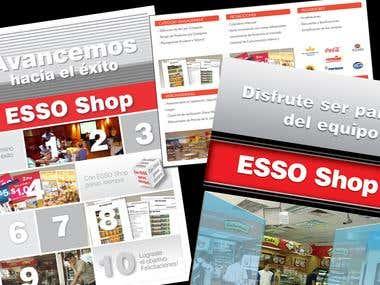Corporate Brochure Esso
