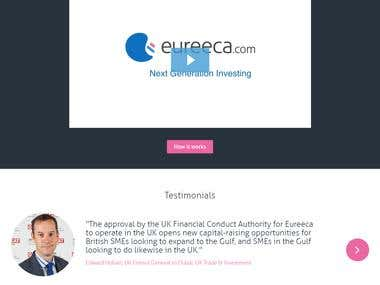 Eureeca Website