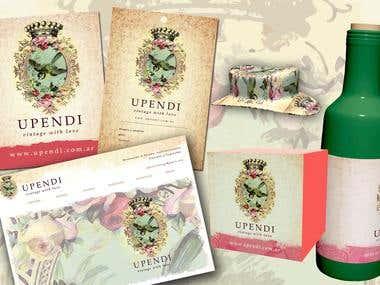 UPENDI Brand, La Pampa Argentina