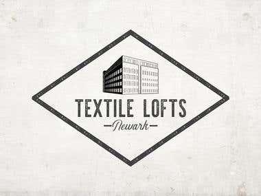 Logo for Textile Lofts