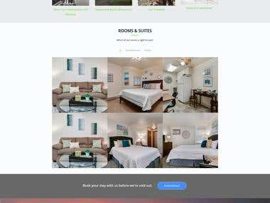 Hotel Booking Management System Web Site