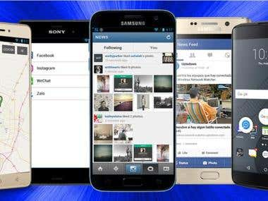 Multi Account Social App 2017. 6