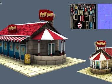 3D Gaming Prop