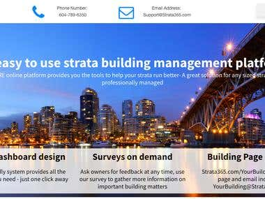 Strata365.com - A Strata Management Online Website