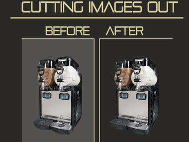 CUTTING IMAGES OUT