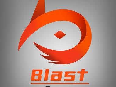 Logo - Blast Games