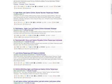 keywords : Judi Casino Online