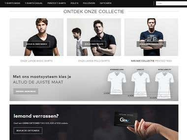 Girav e-Commerce Store