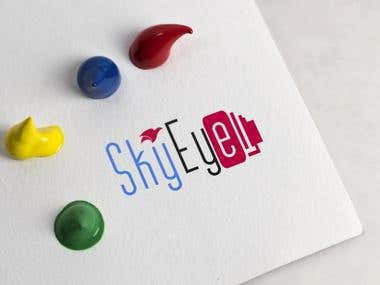 Logo Design - SkyEye