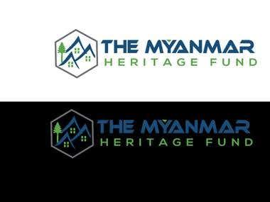 The Myanmar Heritage Fund Logo