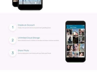 Fotobox Website