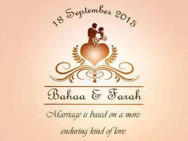 Wedding invitation/ FB event
