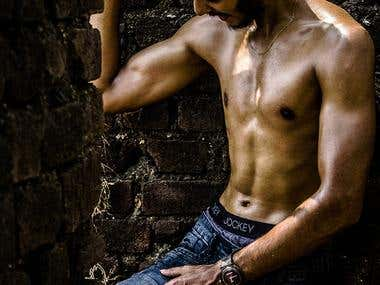 JOCKEY - FASHION PHOTOGRAPHY