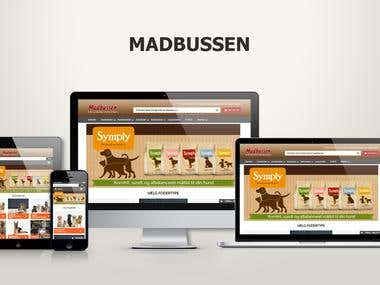 Madbussen Shopify Store