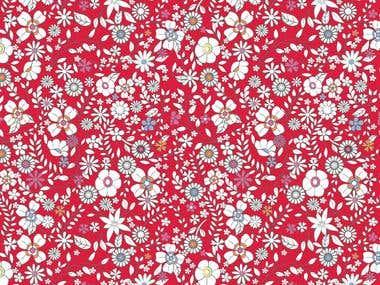 print textile design