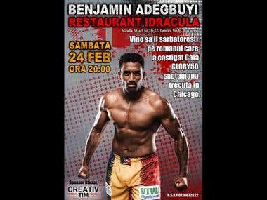 Comercial for Benjamin Adegbuyi WIN PARTY !