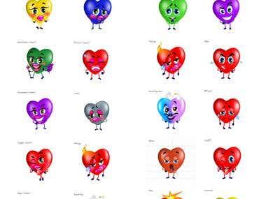Emoji's Design