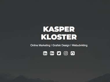 My Blog - Kasperkloster.dk